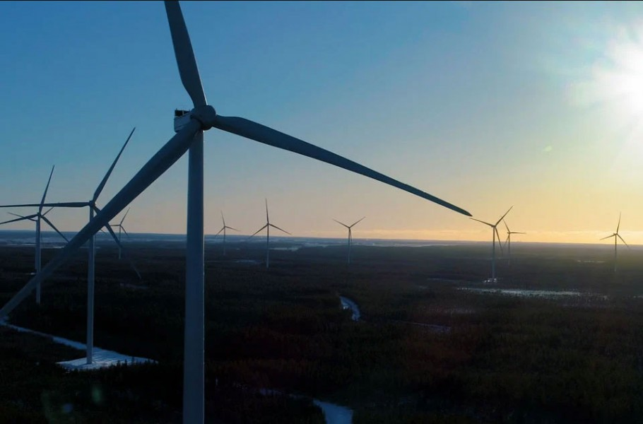 Adding Green Energy to the grid: HEINEKEN, Nouryon, Philips and Signify form first Pan-European consortium for future wind farm